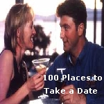 100 Places to Take a Date ebook on CD