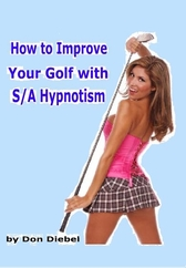 photo of hot & sexy beautiful single woman with golf club